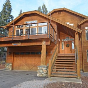 Tahoe Mountain Lodge exterior