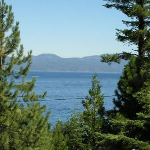 Tahoe Breeze view of lake Tahoe vacation rental